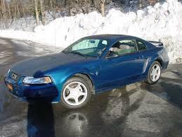 2000 blue mustang sell used 2000 ford mustang 2 door 3 8 v6 manual 5 spd blue