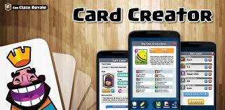 card creator for clash royale appstore for android
