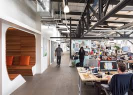 Reinvention Of An Industrial Loft Reinventing The Workspace Hp Is Looking Toward The Office Of The