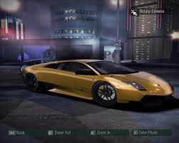 Lamborghini Murcielago Back - need for speed carbon lamborghini murcielago lp670 4 sv nfscars