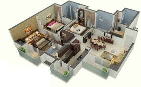 Sobha Jasmine Floor Plan The Visava Group The Urban Walk Chhawla Property Megamart