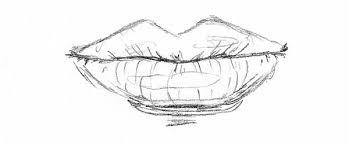 how these 16 very different sketches of lips can help you draw