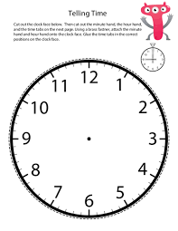 advanced telling time clock time clock telling time and free