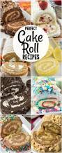 cake roll recipes crazy for crust
