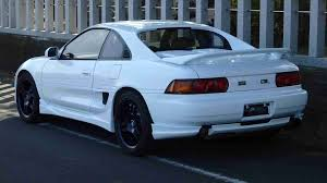 mr2 toyota mr2 gt for sale at jdm expo sw20 turbo m t
