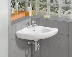 Large Pedestal Sinks Bathroom Affordable Corner Bathroom Sink Options U2014 The Home Redesign