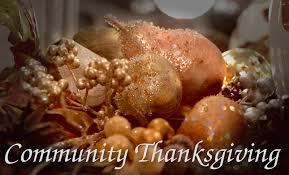 community thanksgiving dinner town of tazewell