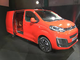 peugeot expert 2016 new citroën dispatch and peugeot expert revealed van advisor