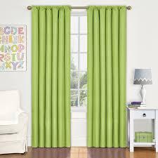 Eclipse Nursery Curtains Amazon Com Eclipse 10707042x063lim Kendall 42 Inch By 63 Inch