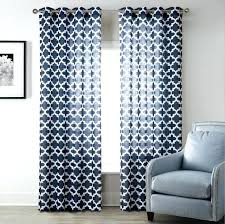 marvelous navy blue ds royal blue curtains 1 piece navy blue geometric curtains navy blue