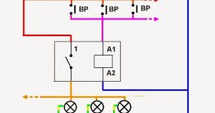 schema electrique chambre schéma electrique minuterie unipolaire branchement et