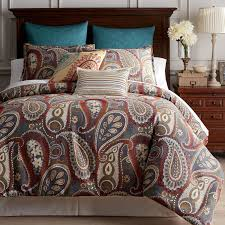 Paisley Comforters Eaton Paisley Comforter U0026 Sham Pier 1 Imports