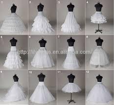 wedding dress hoop hot a line petticoat 3 hoops 2 layer organza underskirt wedding