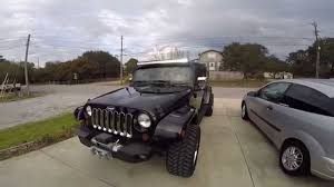 Jeep Wrangler Led Light Bar by 50 Inch Light Bar Led Jeep Jk Unlimited Youtube