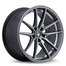 nissan rogue black rims oversteer konig wheels