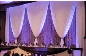 wedding venue backdrop who s a backdrop at their reception the or