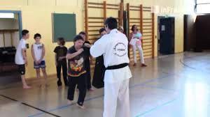 Bad Bocklet Karate In Der Schule Bad Bocklet Youtube