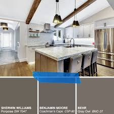 gray owl painted kitchen cabinets kadilak homes real estate home renovation burlington ma
