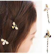 s hair accessories wings bees hair jewelry animal styles hairpins