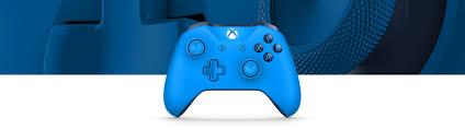 xbox wireless controller blue xbox