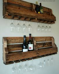 Decorative Wine Racks For Home How To Make Rustic Homemade Wine Rack Diy U0026 Crafts Handimania