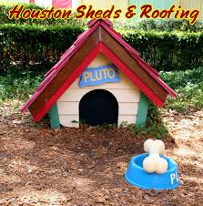 sheds fences u0026 decks gazebo u0026 specialty dog houses pluto u0027s