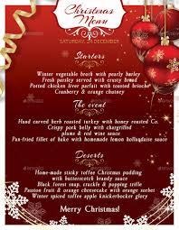 menu card templates menu card templates winter wedding within