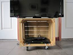 Simple Tv Stands Simple But Cool Diy Tv Stands Made From Reclaimed Wood Pallets