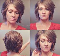 pictures of bob haircuts front and back for curly hair layered hair cut sassy styles with fine bob hairstyle also side