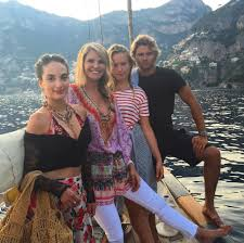 christie brinkley instagrms family vacation in italy instyle