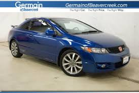 honda civic si for sale in ohio 2011 honda civic si in ohio for sale used cars on buysellsearch
