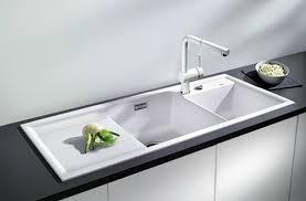 Ceramic Kitchen Sinks Uk Ceramic Kitchen Sink Stylish Sinks Metal Diy At B Q With 19