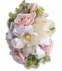 Prom Wristlets Prom Corsages Dreamy Pink Wristlet Tacoma Wa Florist