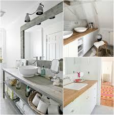 salle de bain plan de travail plan de travail salle de bain en bois pour tous les styles 20