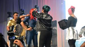 bonner brother winter hairshow in atlanta bronner bros february 2017 sunday night highlight youtube