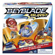 Burst Epic Rivals Battle Set By Beyblade Ship From Us