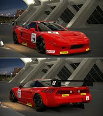 mitsubishi fto race car acura nsx lm race car u002791 by gt6 garage on deviantart