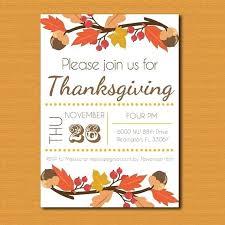 thanksgiving invitations plus thanksgiving invitation