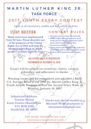 martin luther king dissertation mlk essay dr martin luther king jr task force inc essays by martin dr martin luther king jr task force inc the flyer for our 2017 youth essay contest