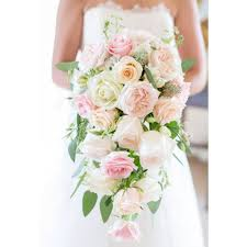 wedding bouquet the most cascading wedding bouquets hitched co uk