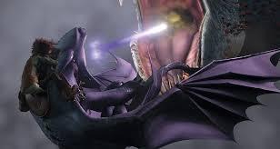toothless explore train dragon