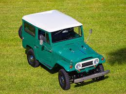 land cruiser fj40 1968 fj40 deep green fj40 63668