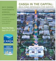 annual conference casqa california stormwater quality association