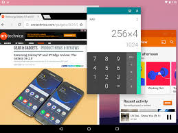 android mode android nougat s freeform window mode what it is and how