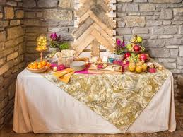make your own buffet table how to set up a gorgeous buffet table for your holiday party