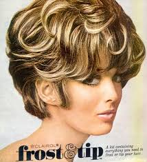 pictures pf frosted hair vintage master class with prof brigitte 50s 60s hair modern