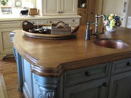 Kitchen Island Wood Countertop by Wood Countertops U0026 Butcher Block Tops J Aaron