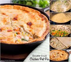crust chicken pot pie melissassouthernstylekitchen