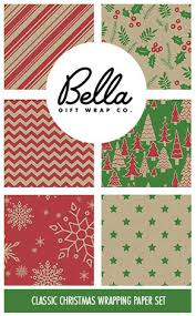christmas wrapping paper sets gift wrap co
