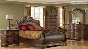 City Furniture Bedroom by Regal Sleigh Bedroom Collection From Art Furniture Youtube